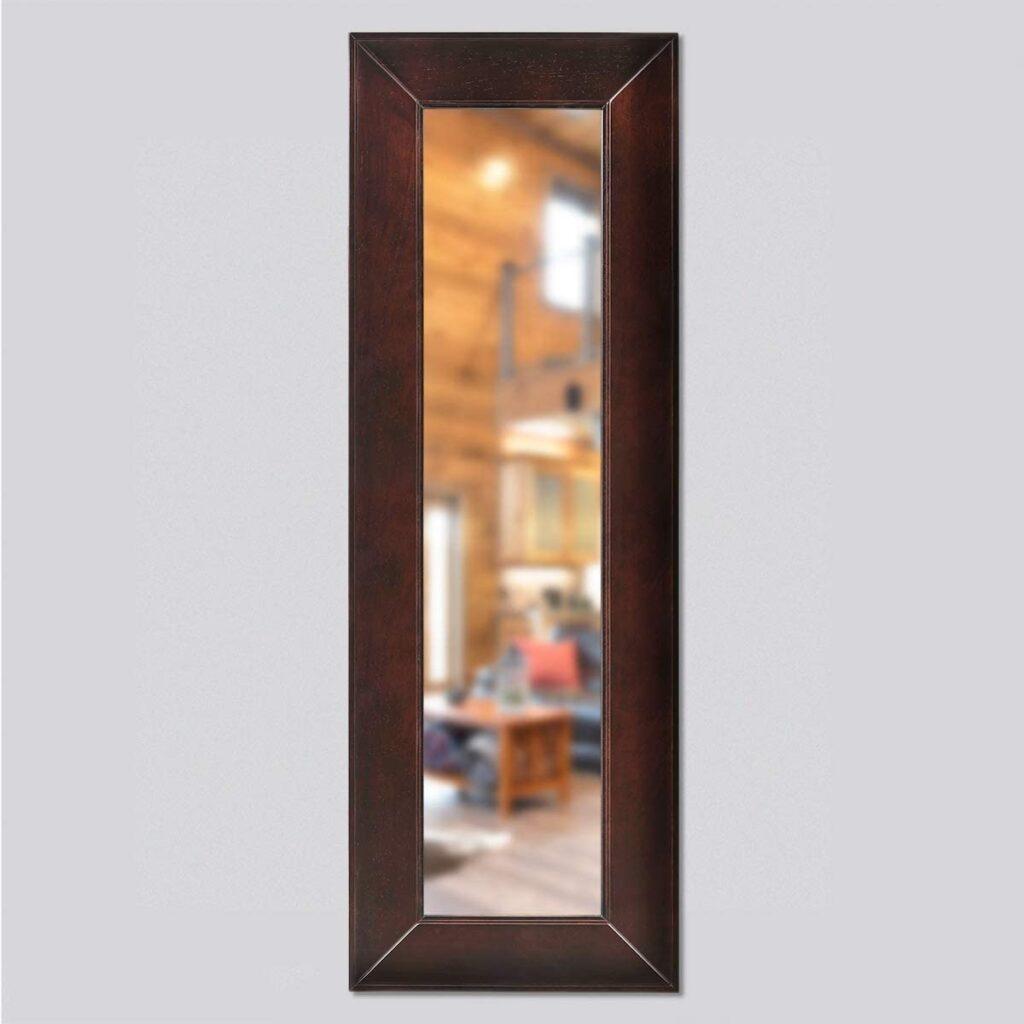 hidden gun storage mirror